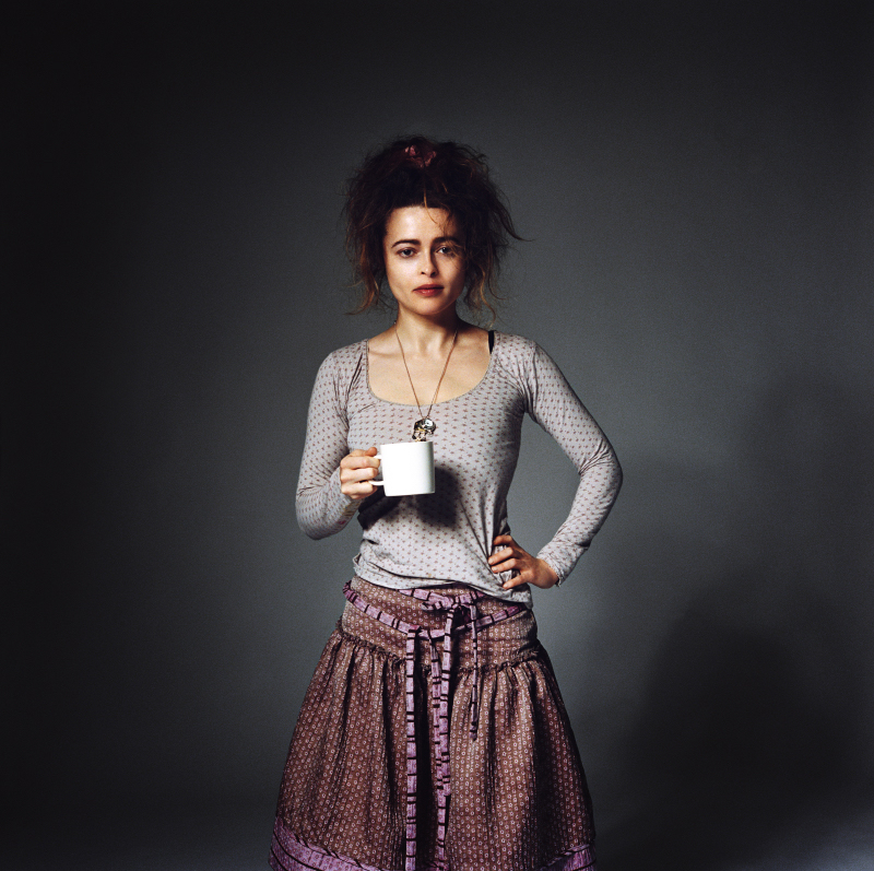 Helena Bonham-Carter by Bryan Adams
