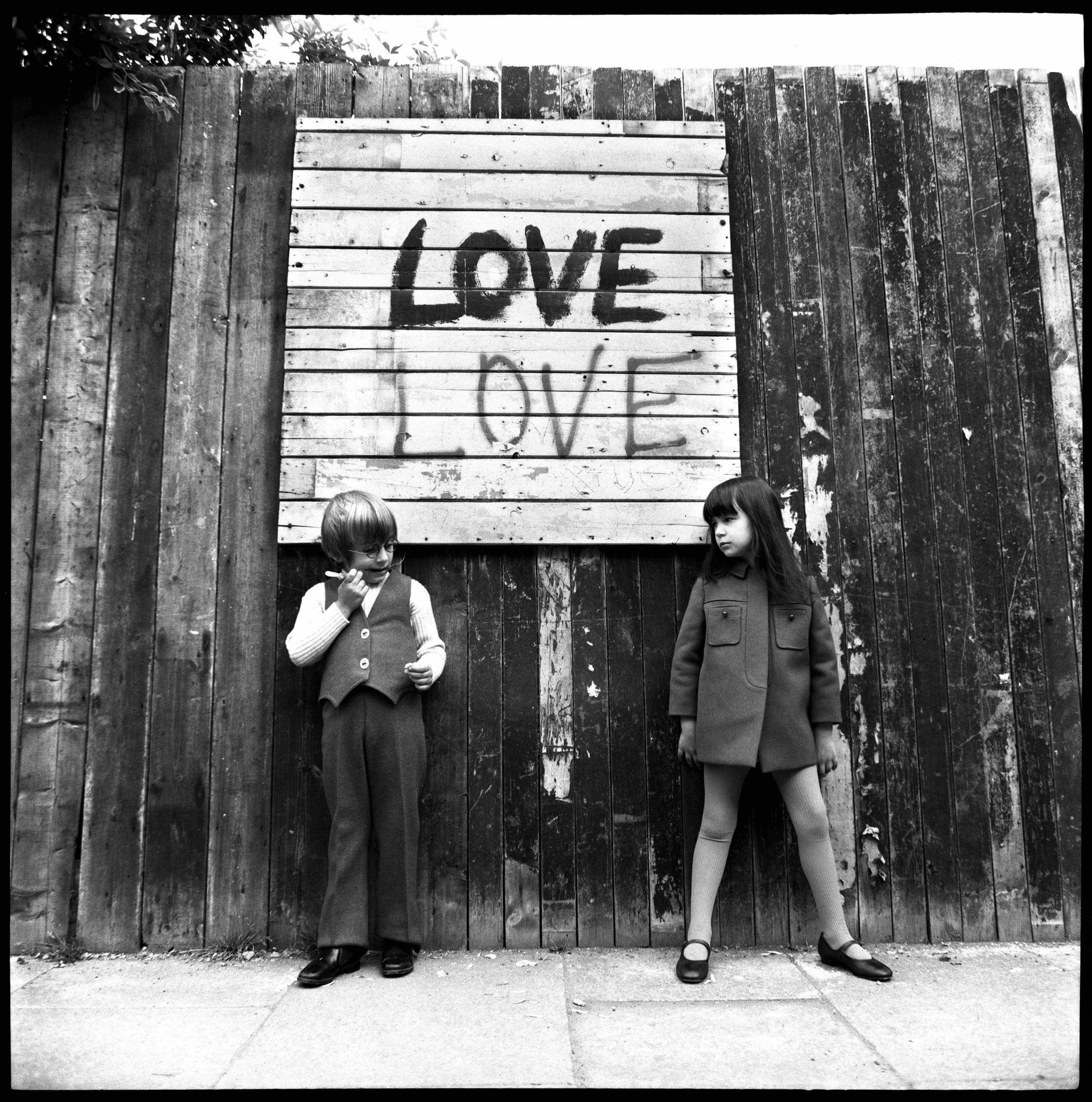 Love by Brian Duffy