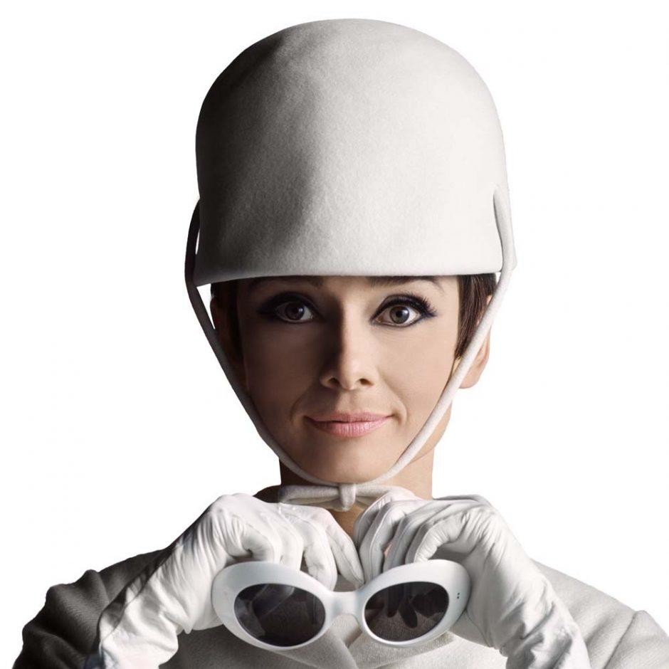 Audrey Hepburn by Douglas Kirkland