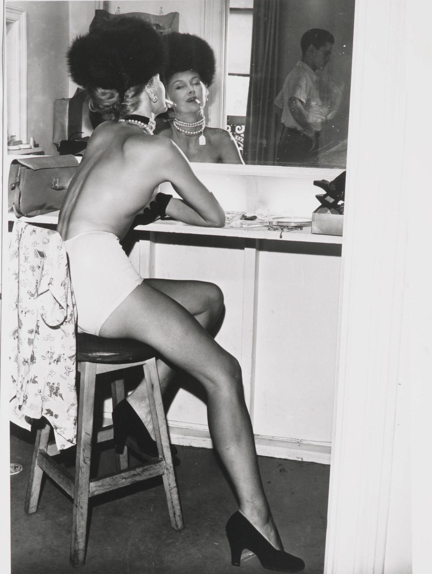 Le modele Lisa 1942 by Fernand Fonssagrives