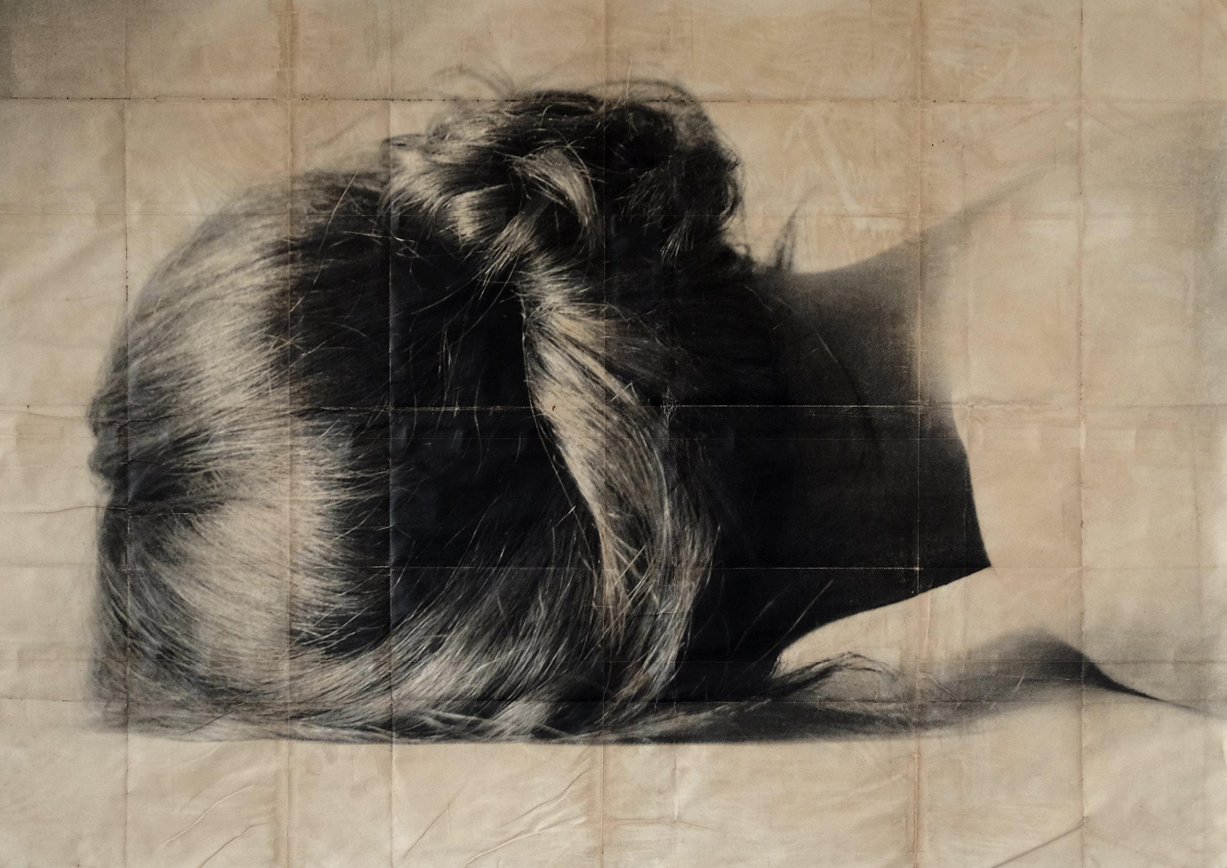 María espalda by Patricio Reig