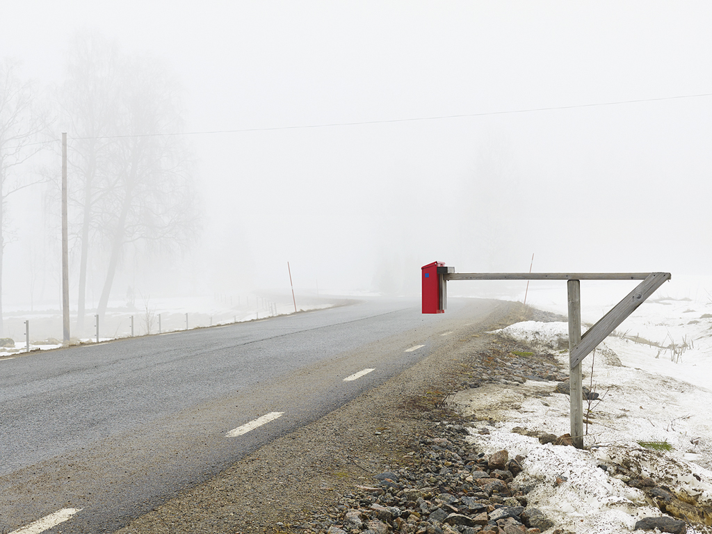 Mailbox by Jan Töve