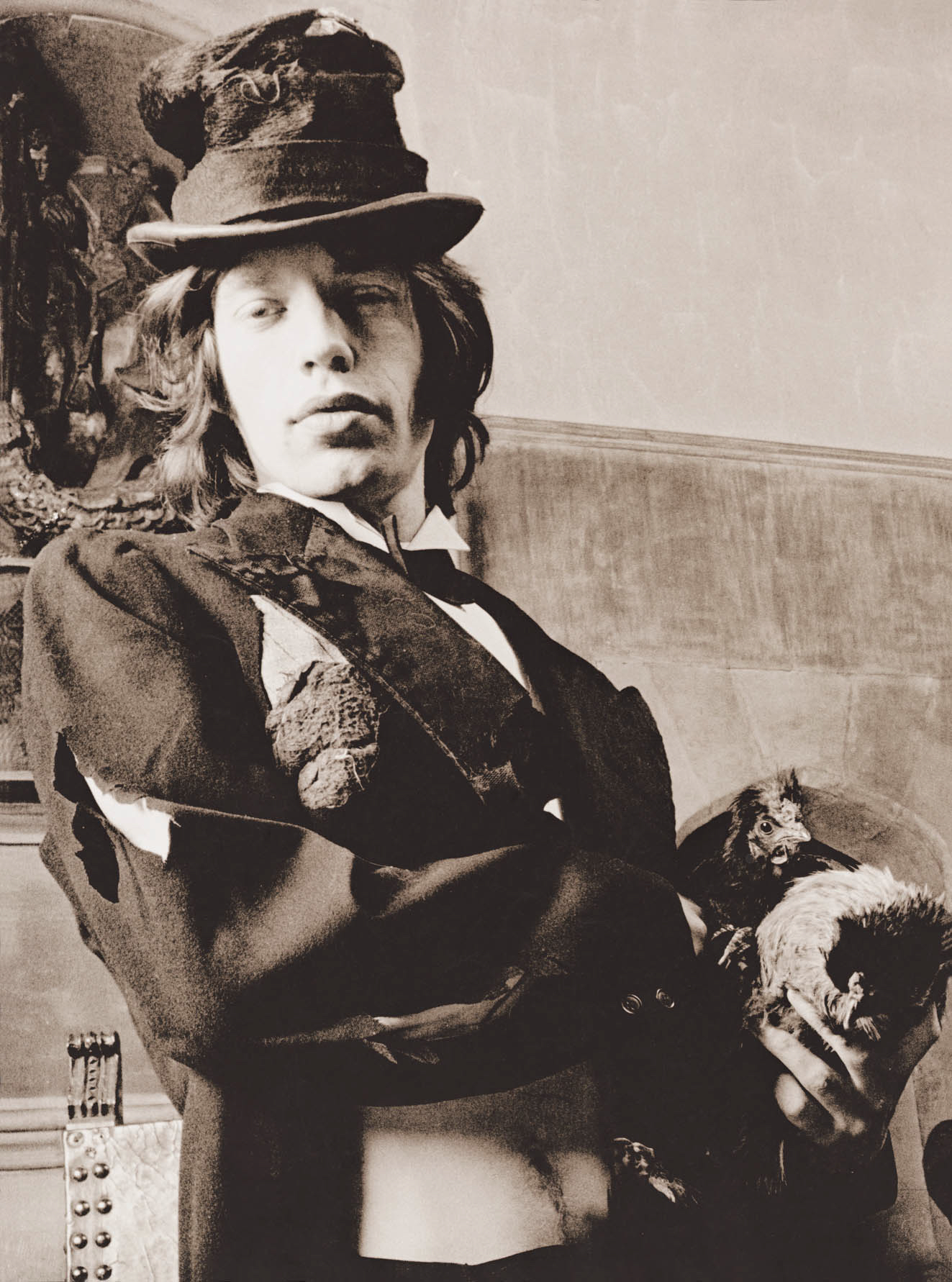 Mick Jagger by Michael Joseph