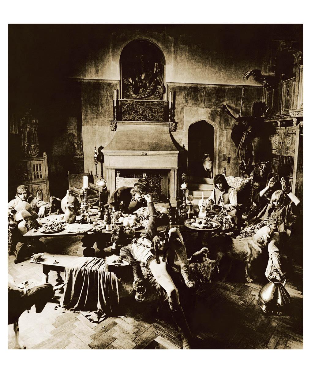 Beggars Banquet by Michael Joseph