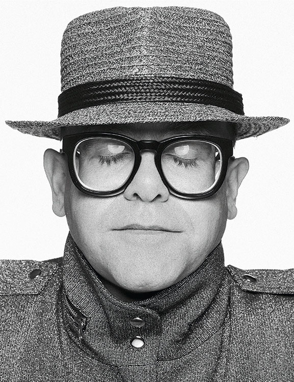 Elton John by Terry O`Neill  Ed 50, Silvergelatin  Available in several sizes.  Price on request