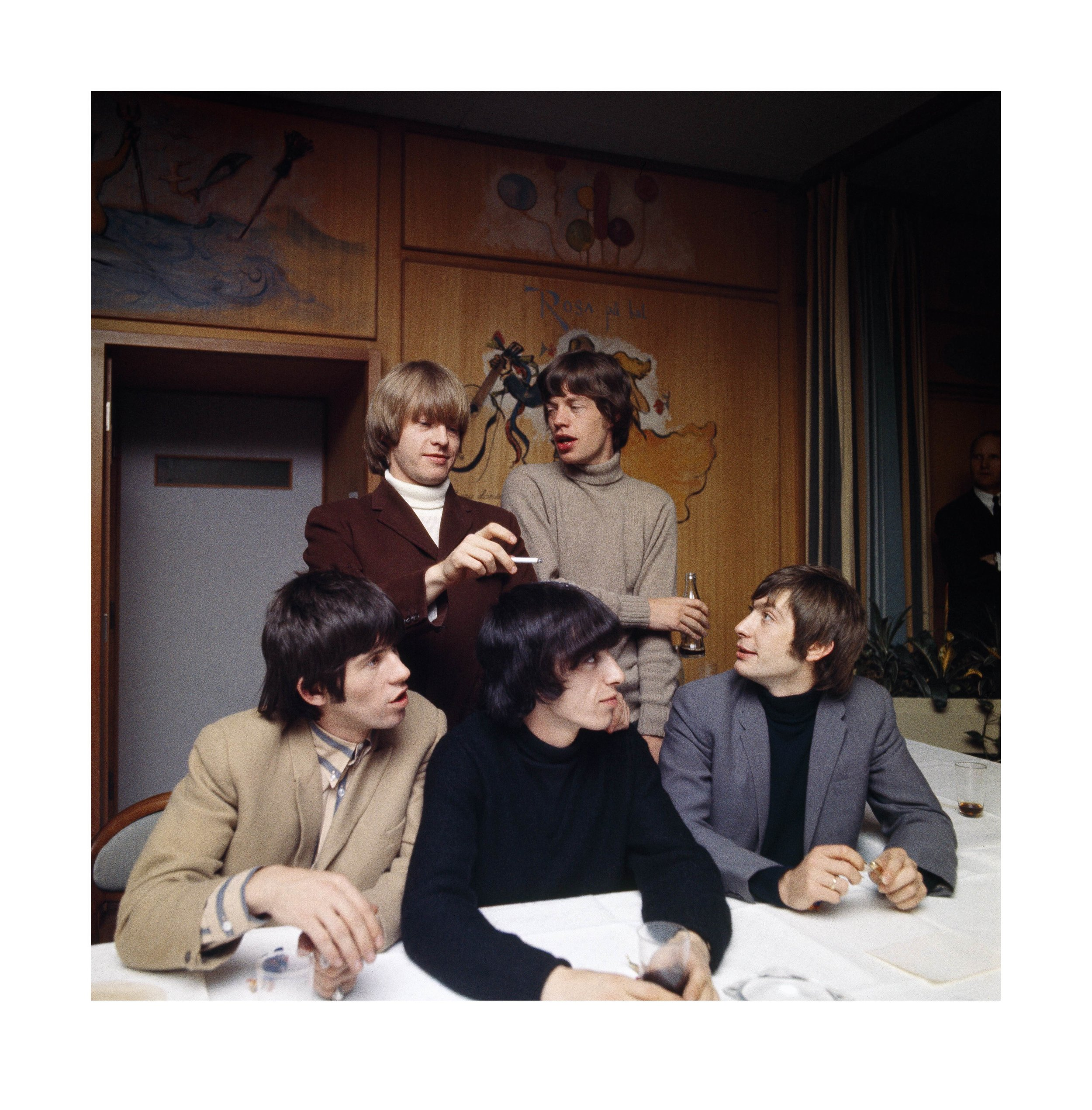 The Rolling Stones by Bent Rej