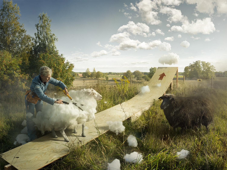 Cloud 13 by Erik Johansson