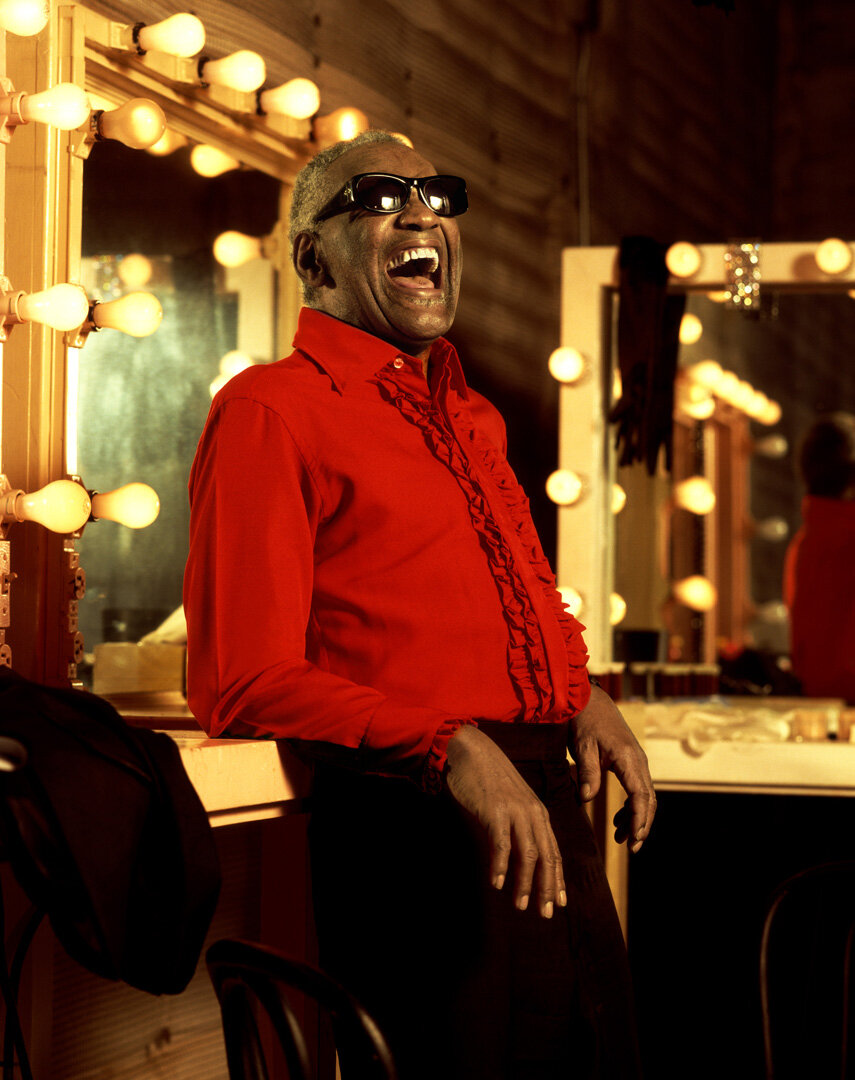 Ray Charles by Timothy White