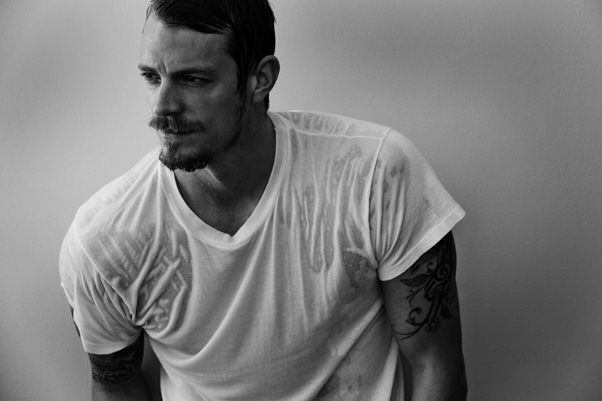 Joel Kinnaman by Timothy White