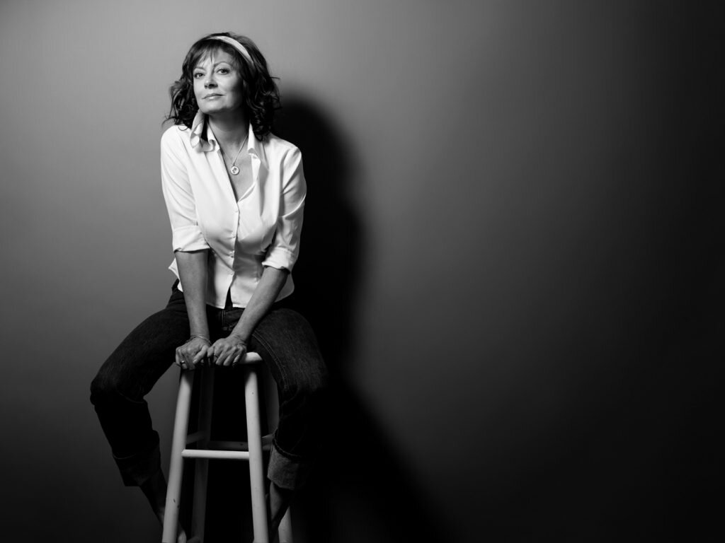 Susan Sarandon by Timothy White