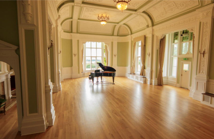 The Ball Room, Frensham Heights