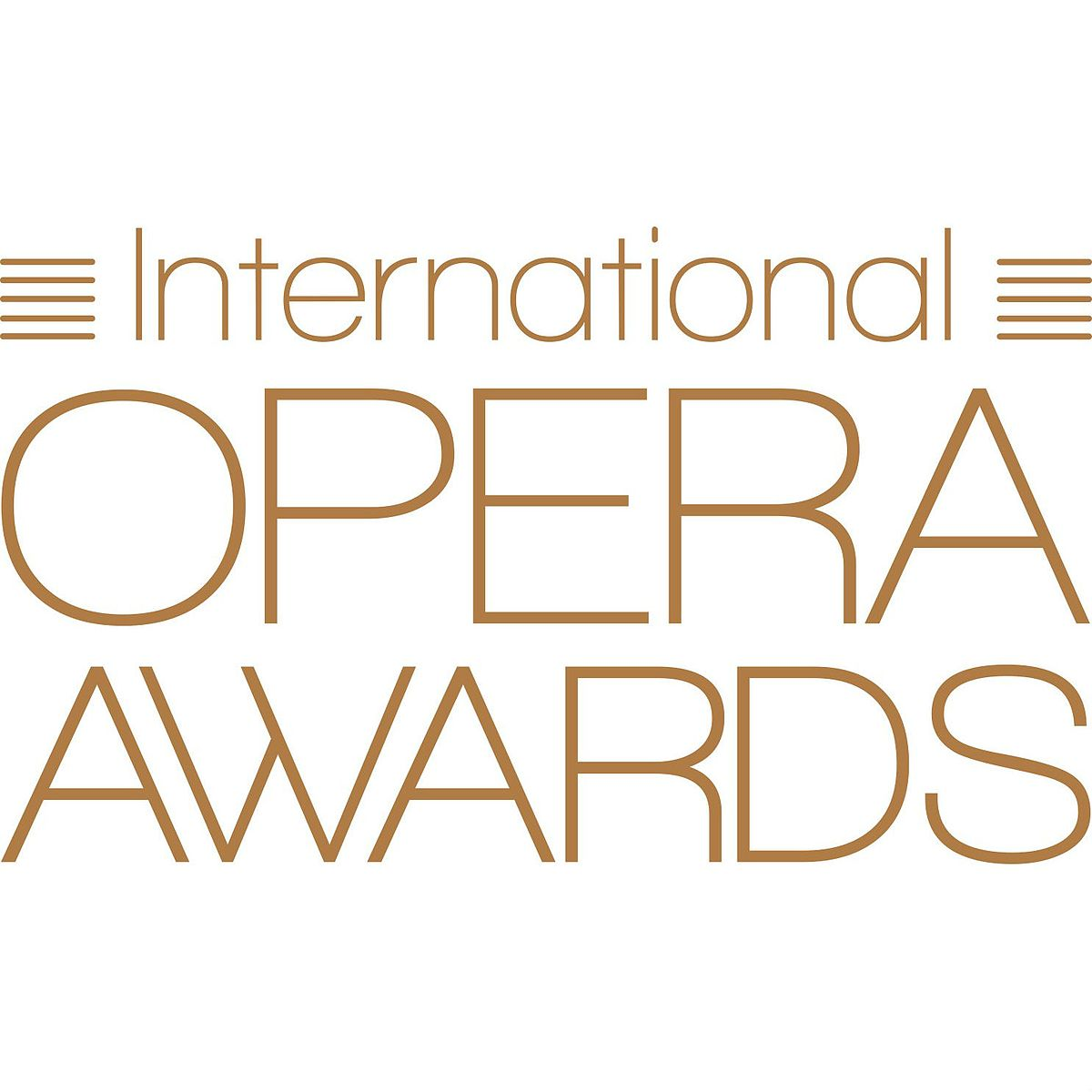 Supported by the International Opera Awards