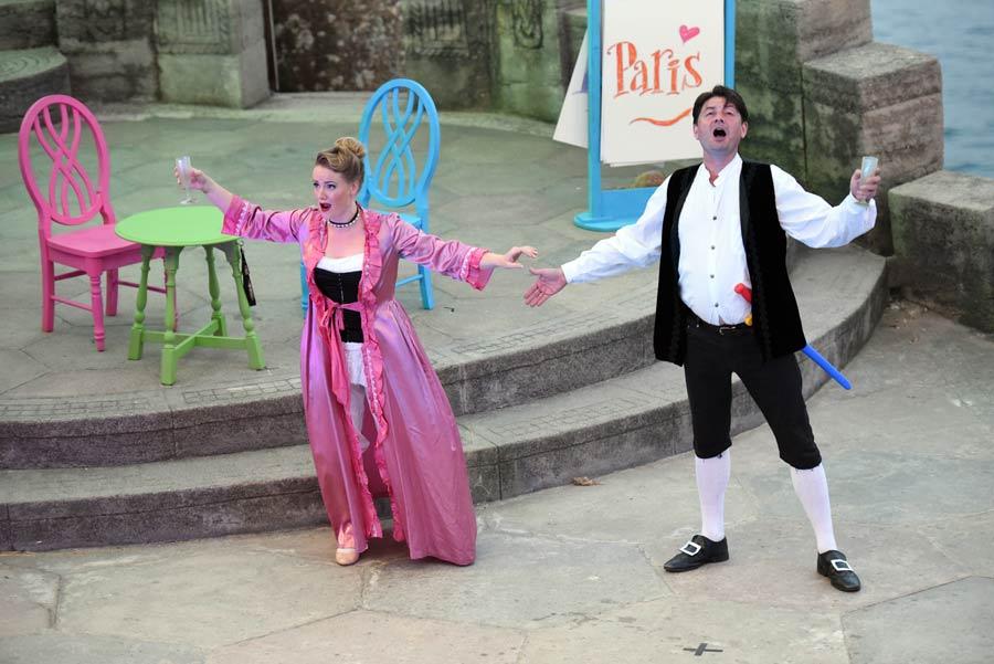 Lizzie Holmes | Cunegonde in Bernstein's Candide