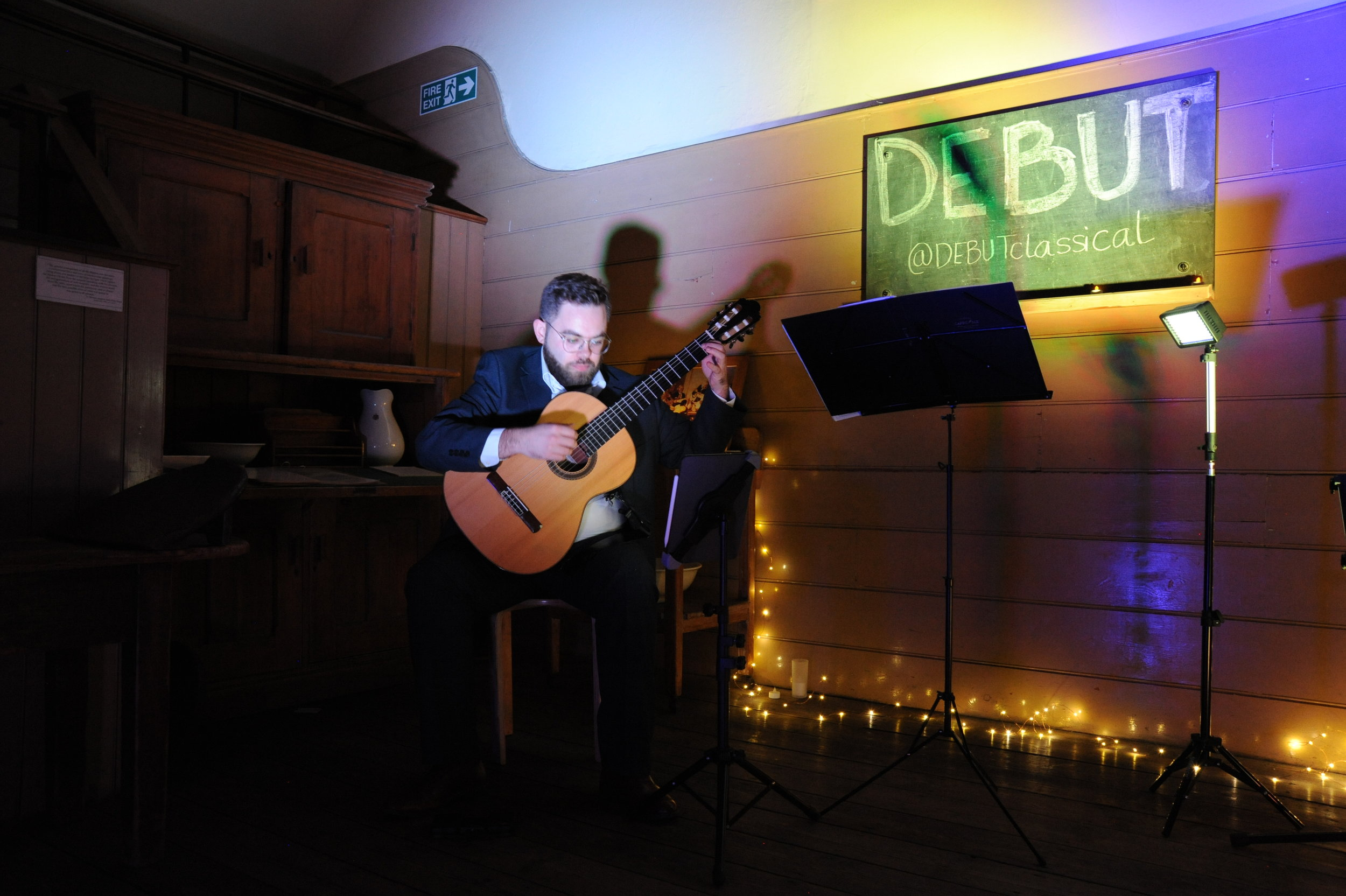 DEBUT at Old Operating Theatre | Feburary 2019 Damian Walker Photograher15.JPG