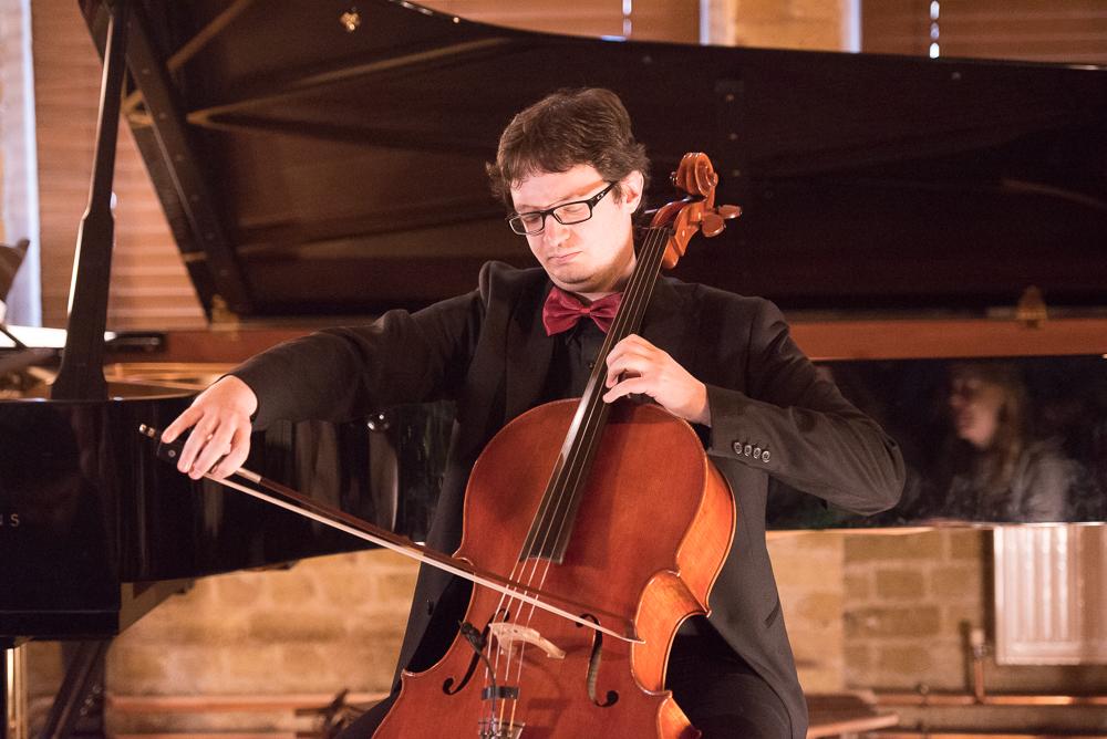 DEBUT at Shoreditch Treehouse | Secret Classical Concert | Riccardo Pes Cello
