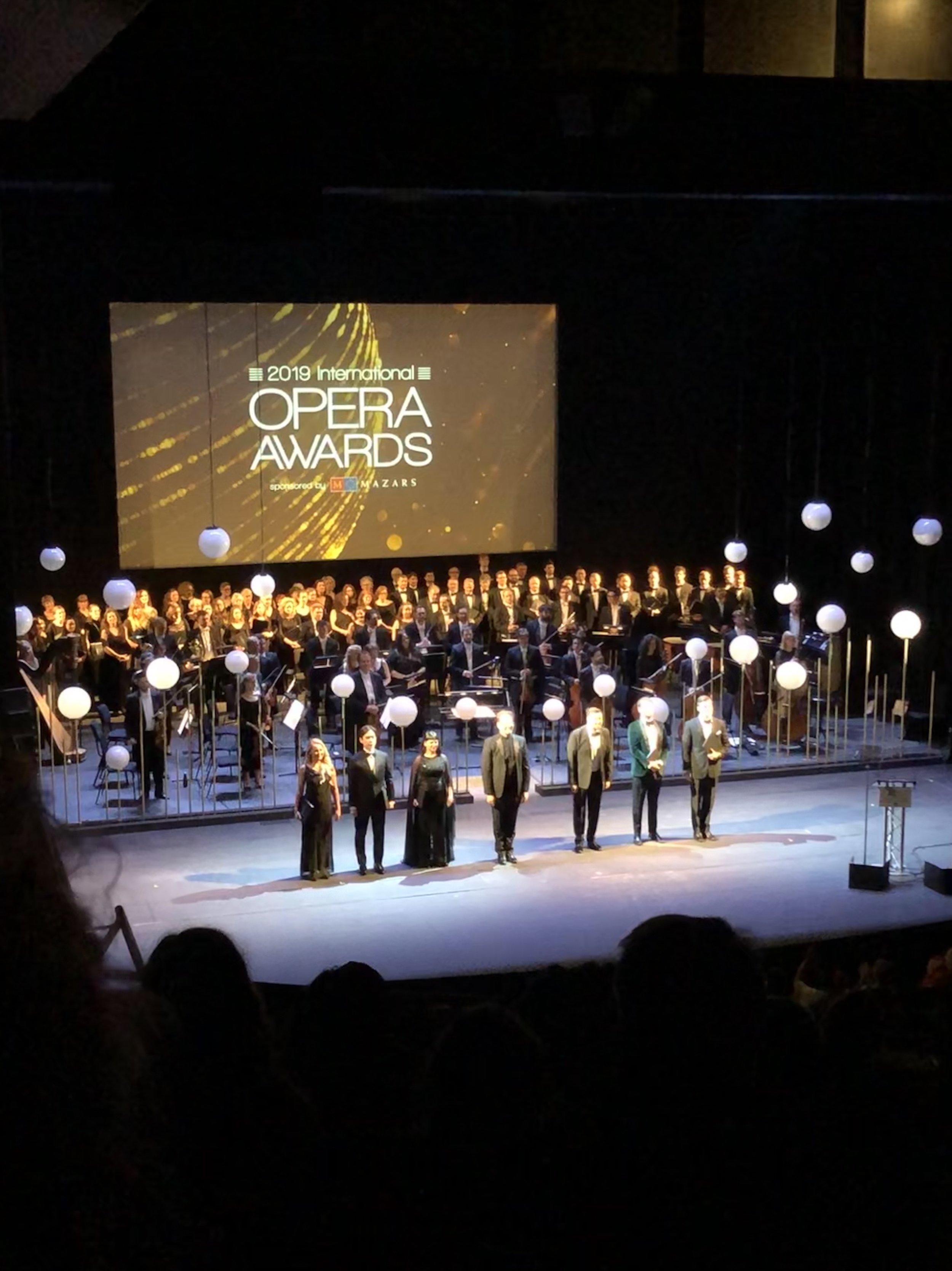 International Opera Awards 2019