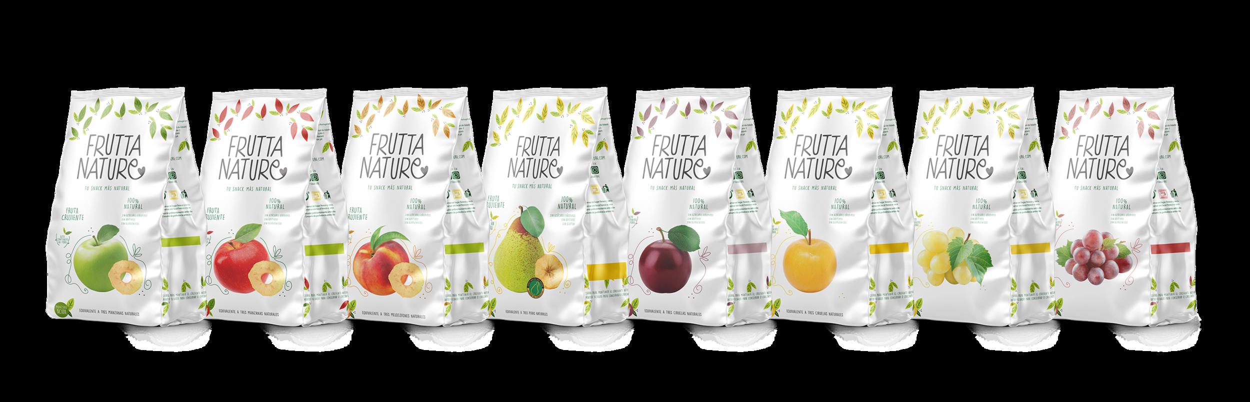 frutta nature snack saudavel