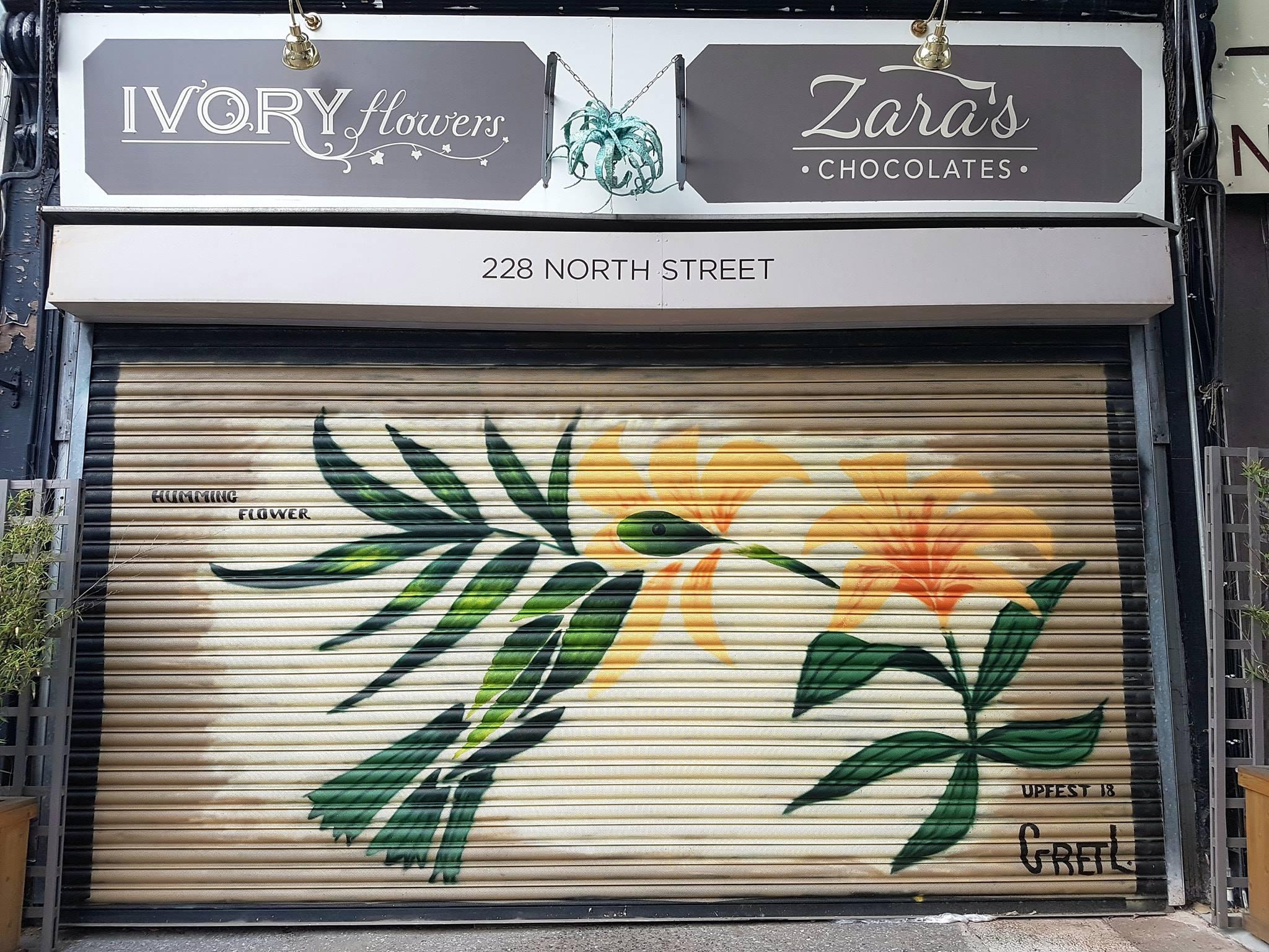 Humming Flower, 228 Northstreet, Bristol