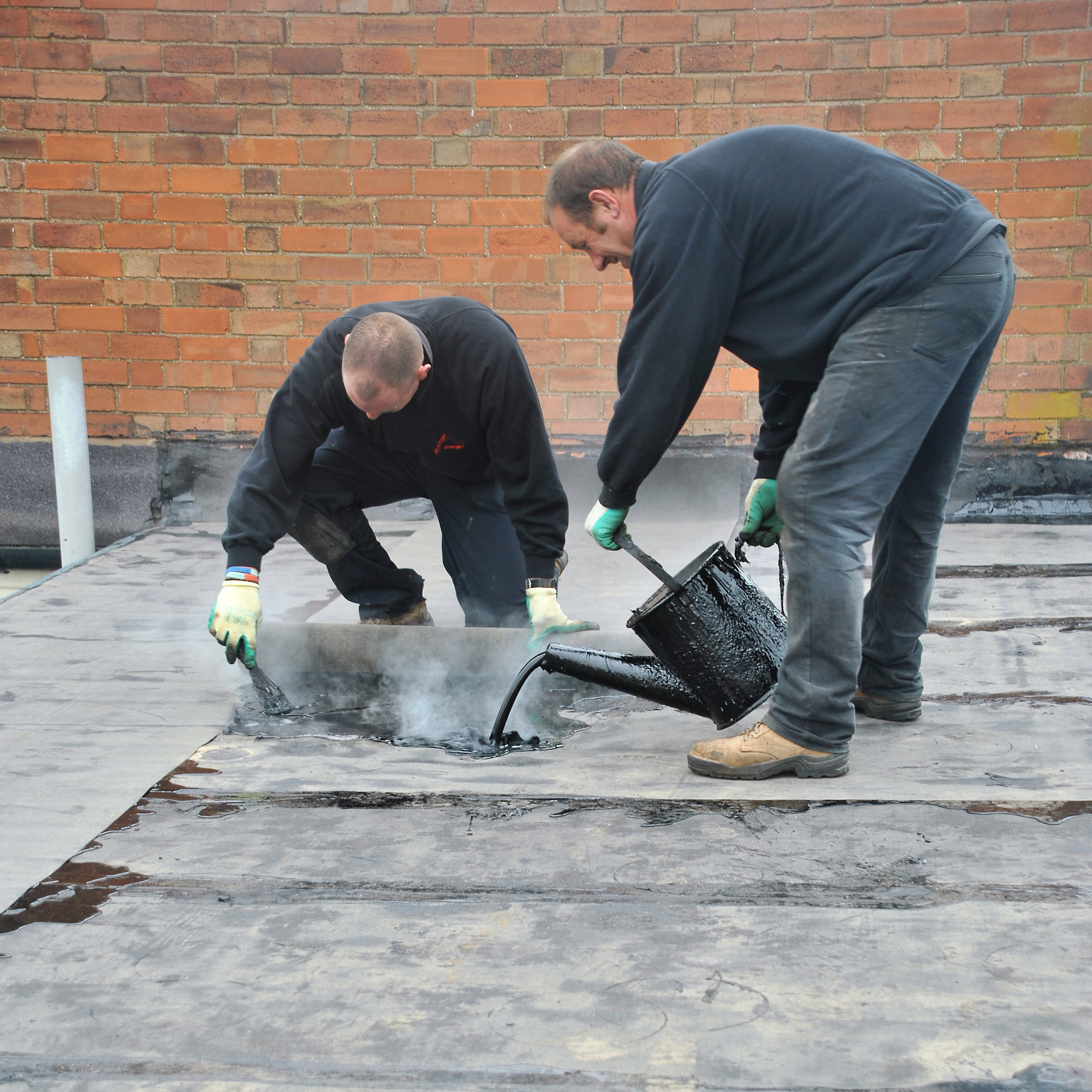 Flat Roofing -