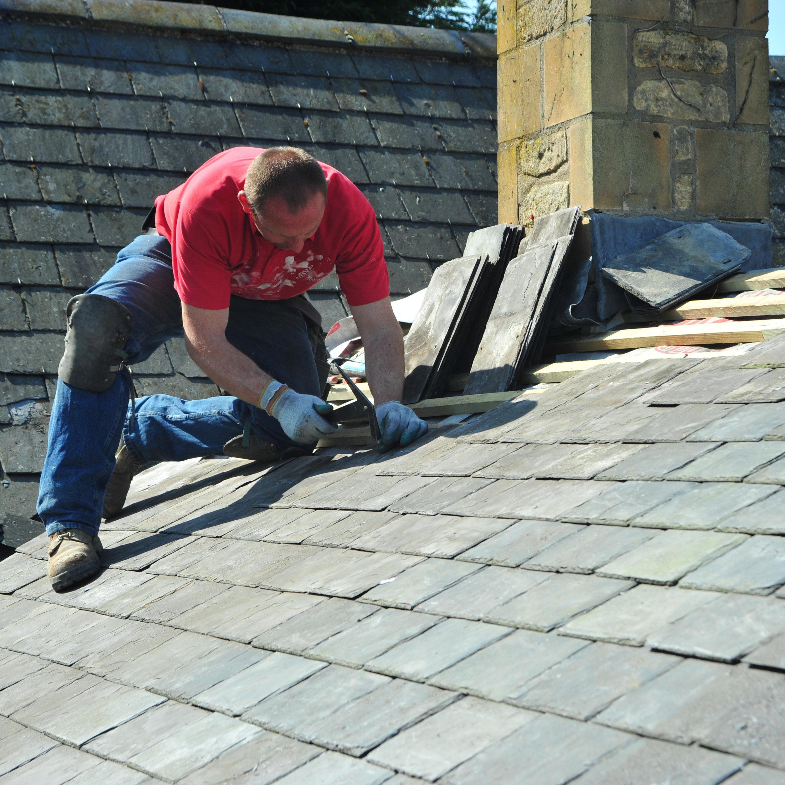 Tiling & Slating -