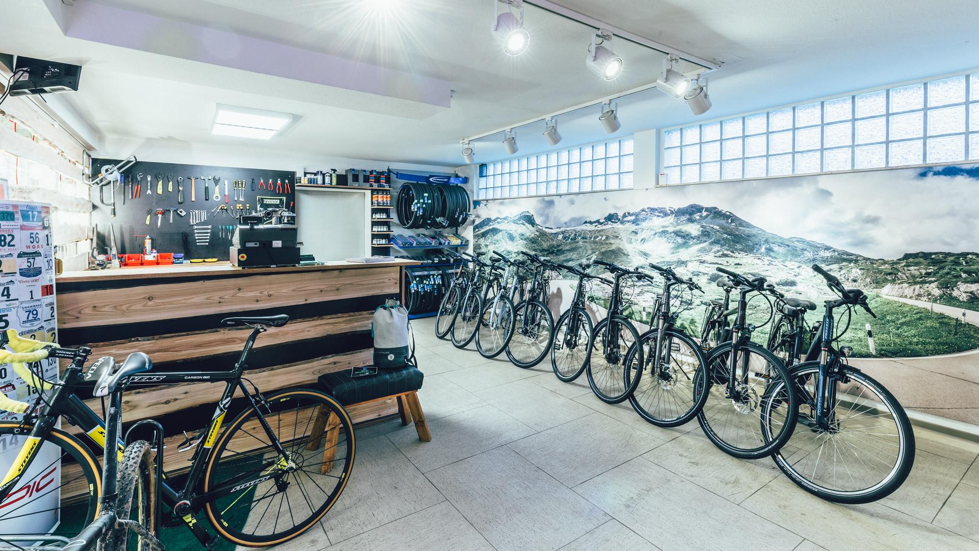 BIKE-FABRIK Fahrradwerkstatt I