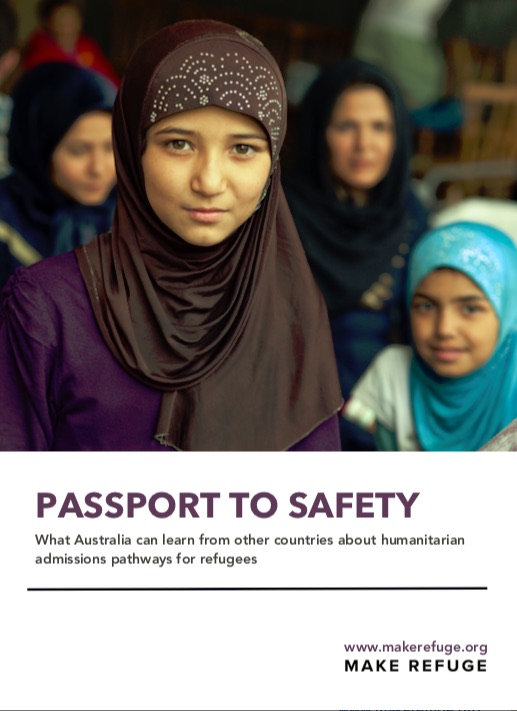 Report: Passport to safety