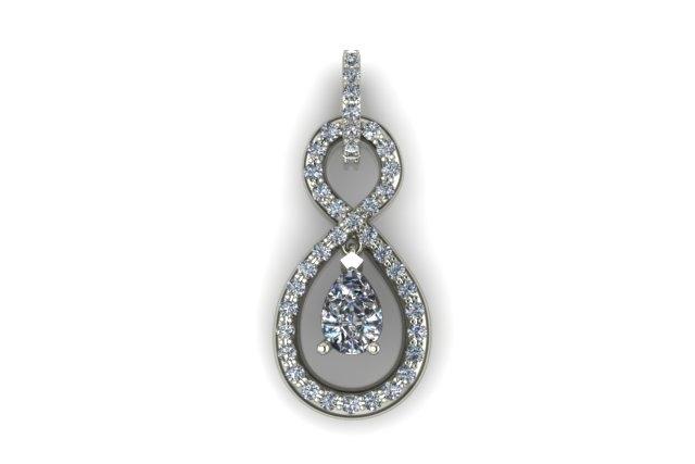 Pear pendent  rendering 1.90mm Diamonds  3.jpg