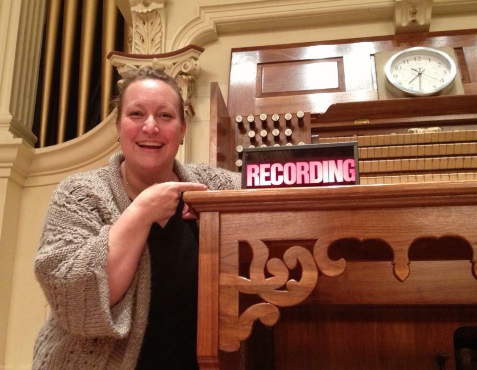 Recording with Boston Baroque