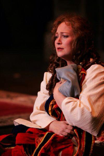 Gilda in Verdi's Rigoletto