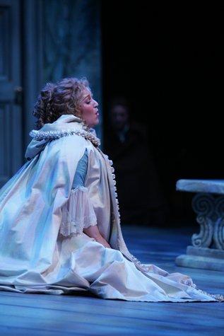 Susanna in Mozart's Le Nozze di Figaro