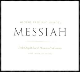 Handel Messiah with Duke University Chapel Music