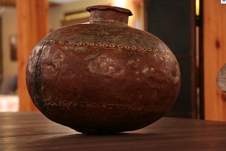 Vintage Oil Pots | #6457