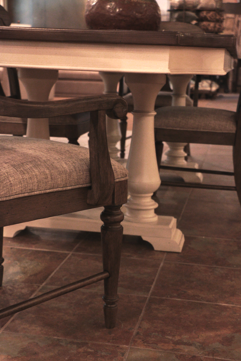Chair and Table Detail