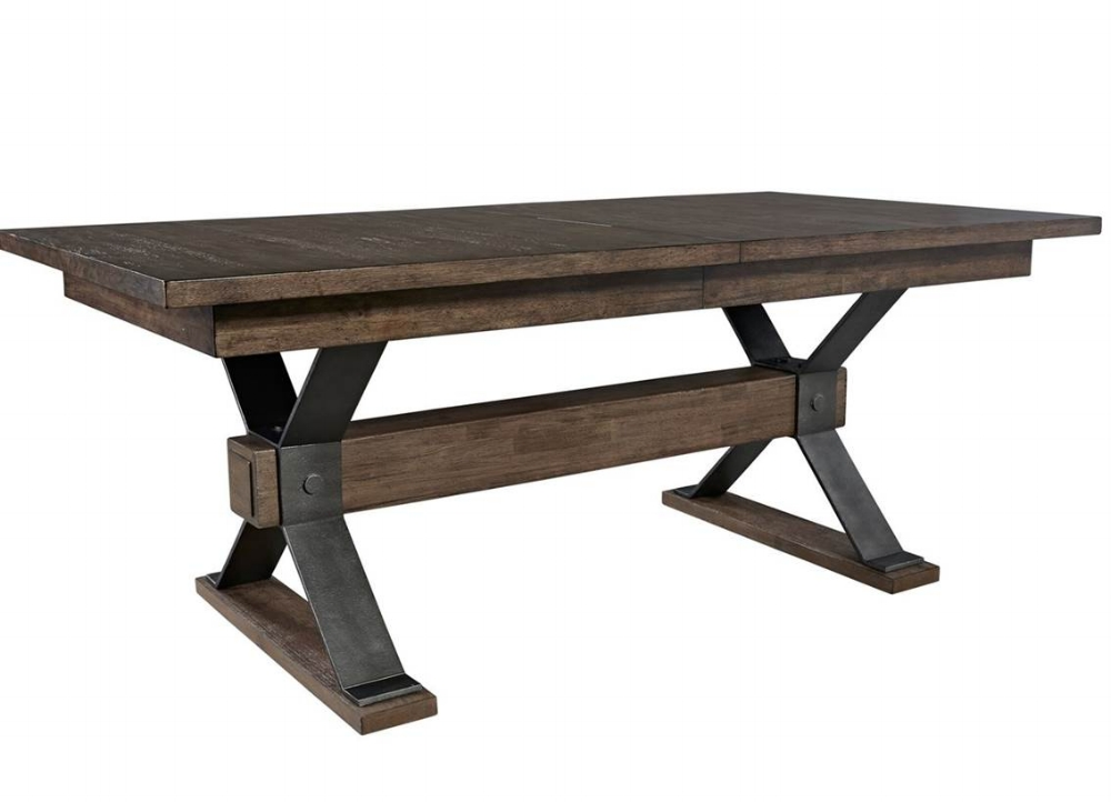 Sonoma Road Trestle Dining Table | #7477
