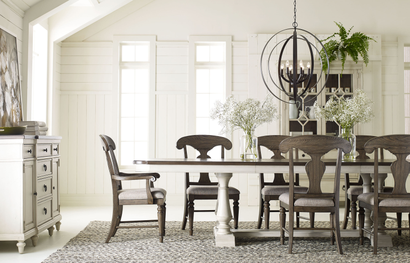 Trestle Dining Table | #7429
