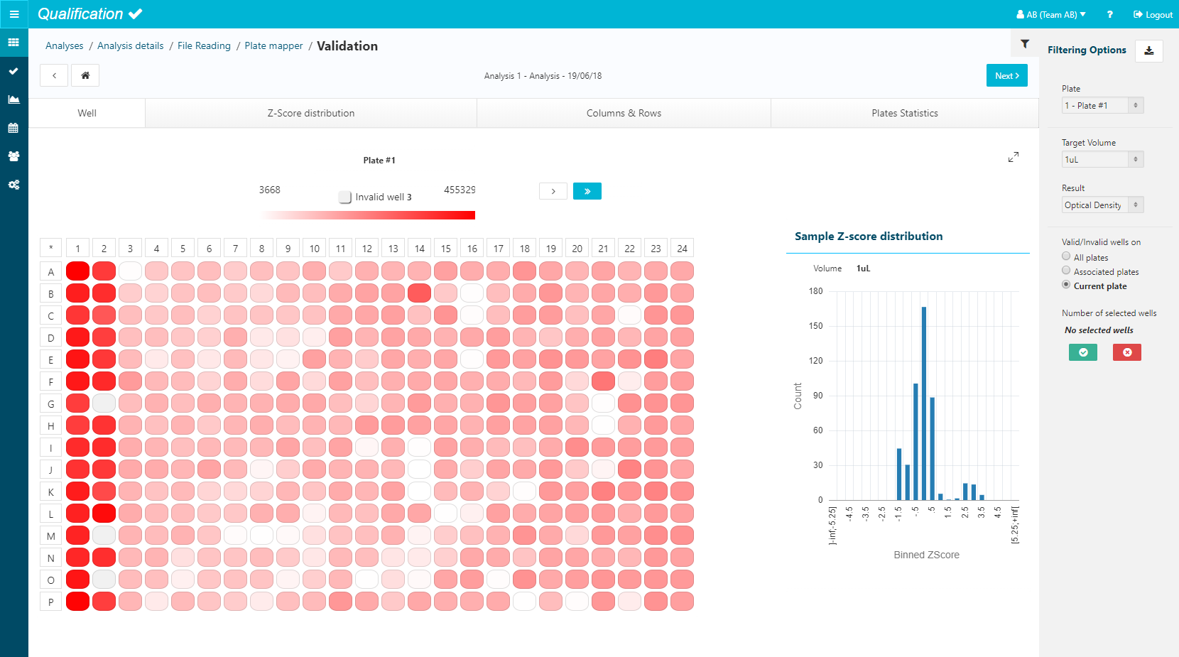 Capture raw data with an easy-to-use workflow based application