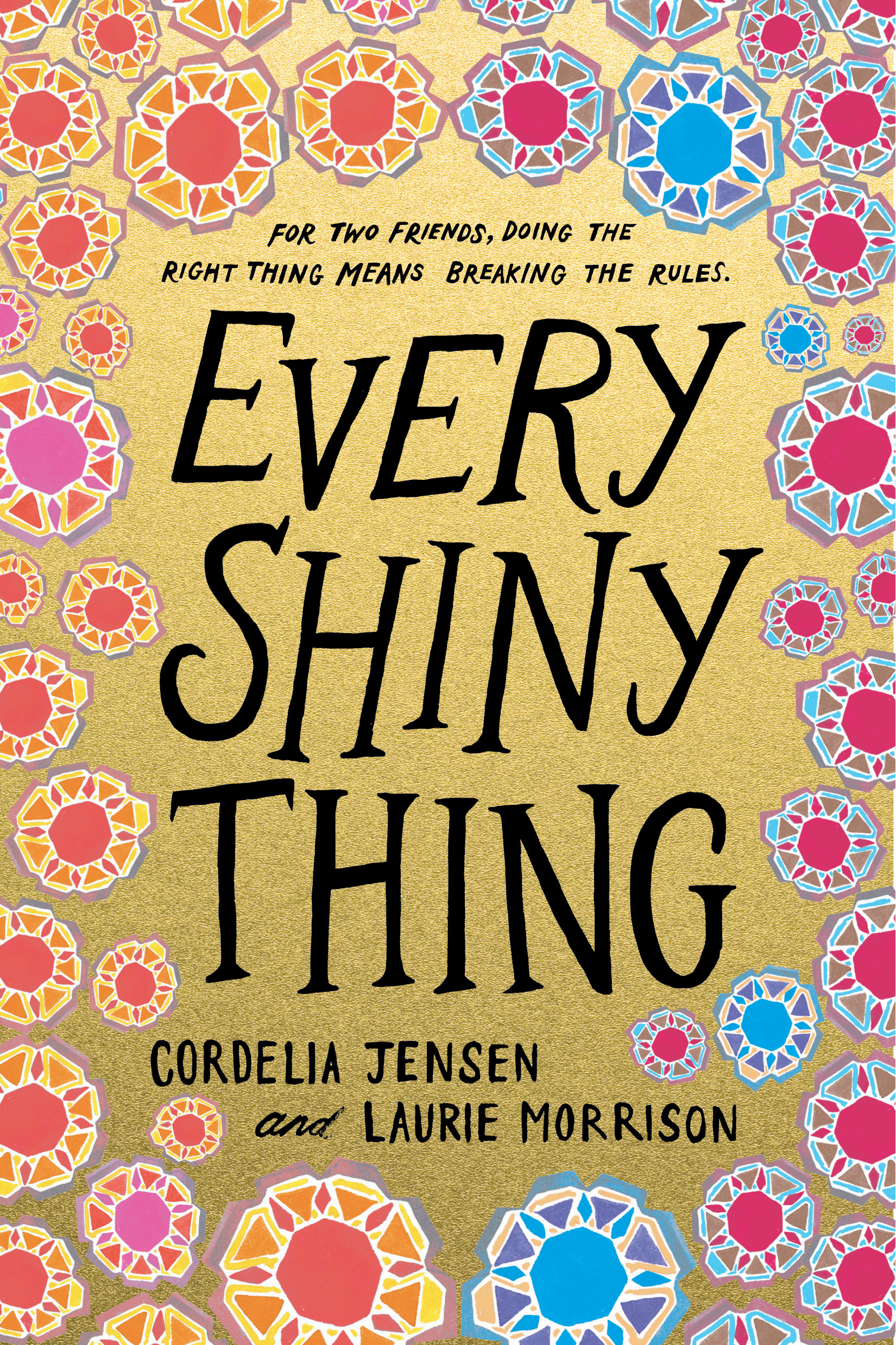 Jensen and Morrison Every Shiny Thing Cover.jpg