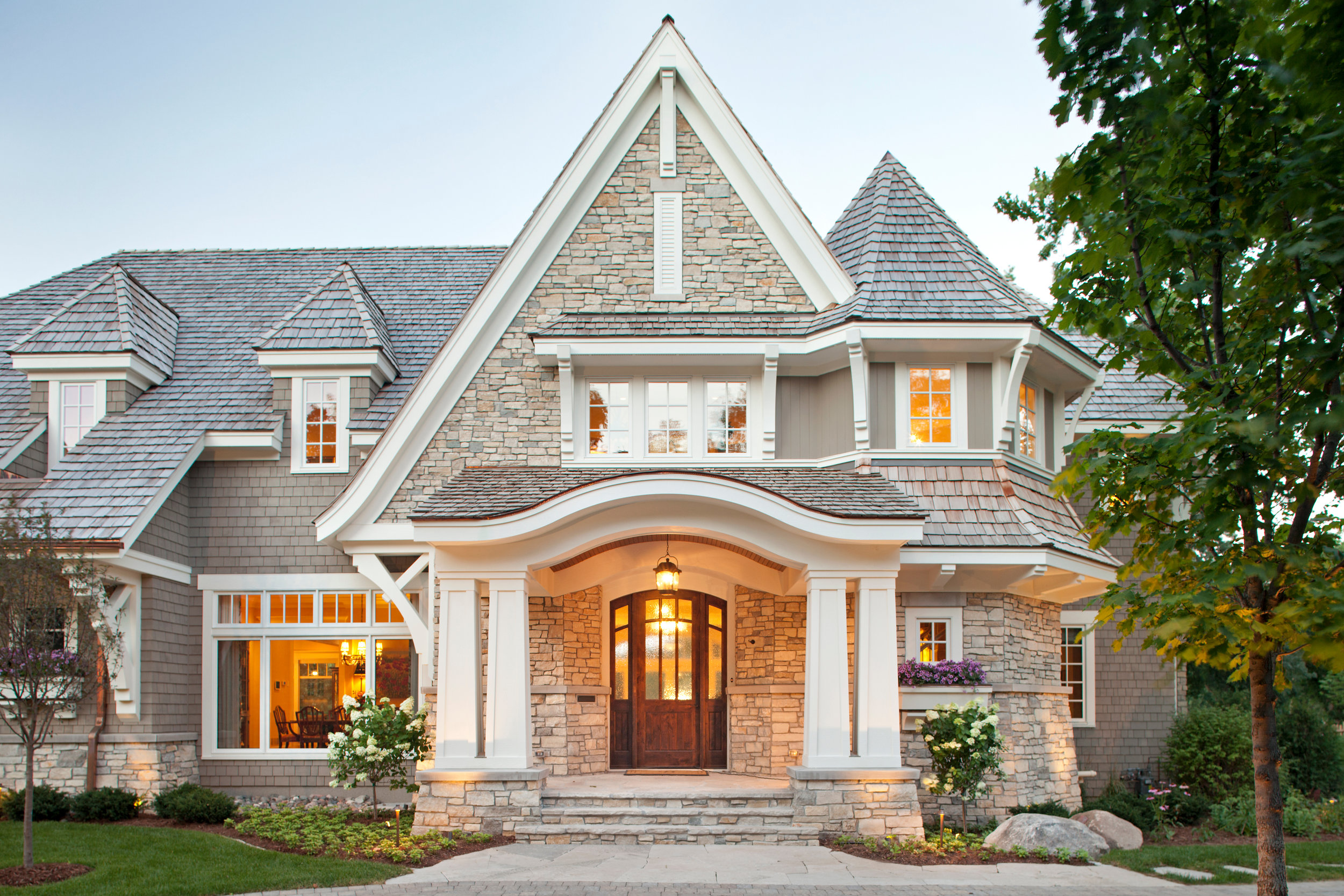 Country Club Home