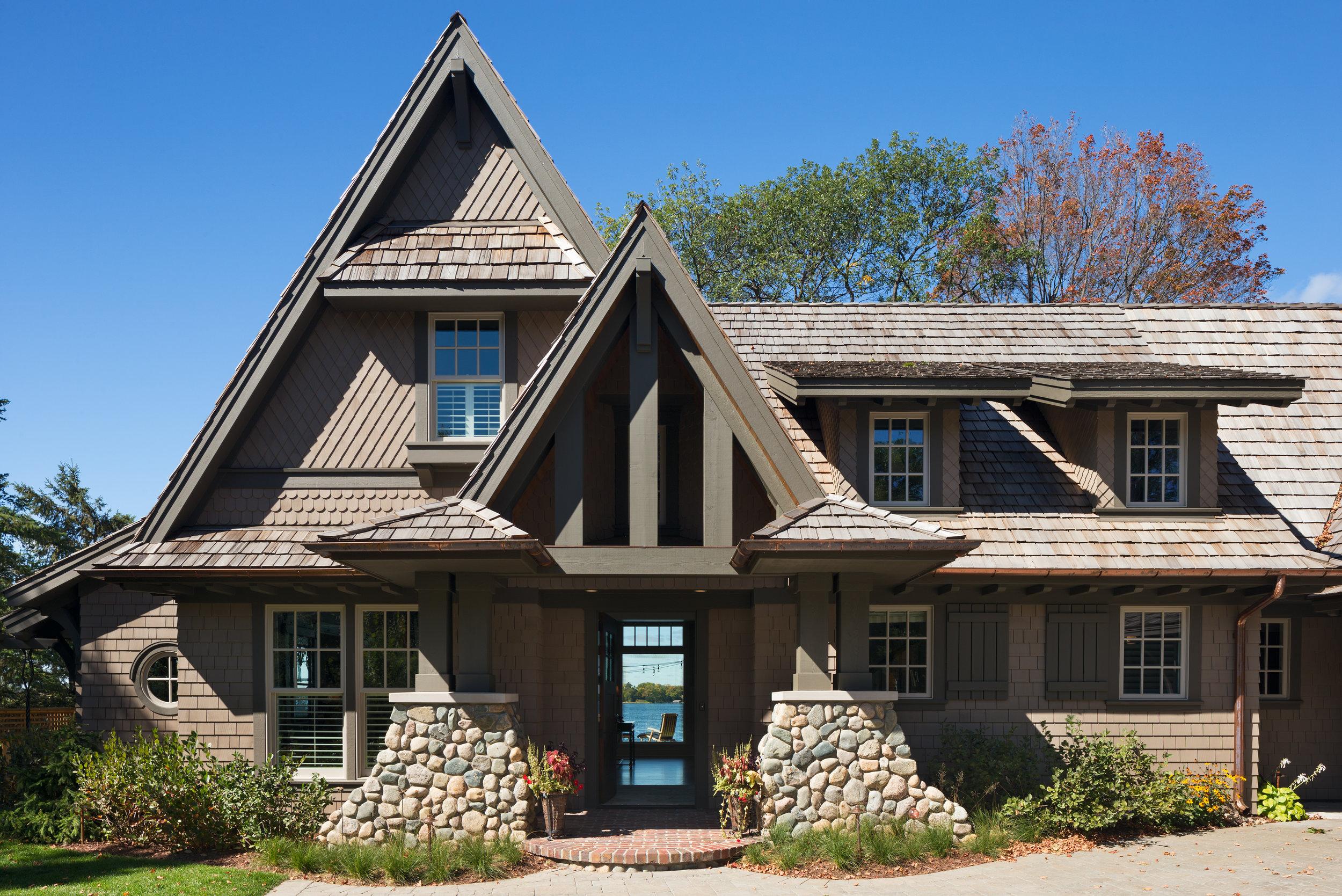 Pet-Friendly Lake Cottage