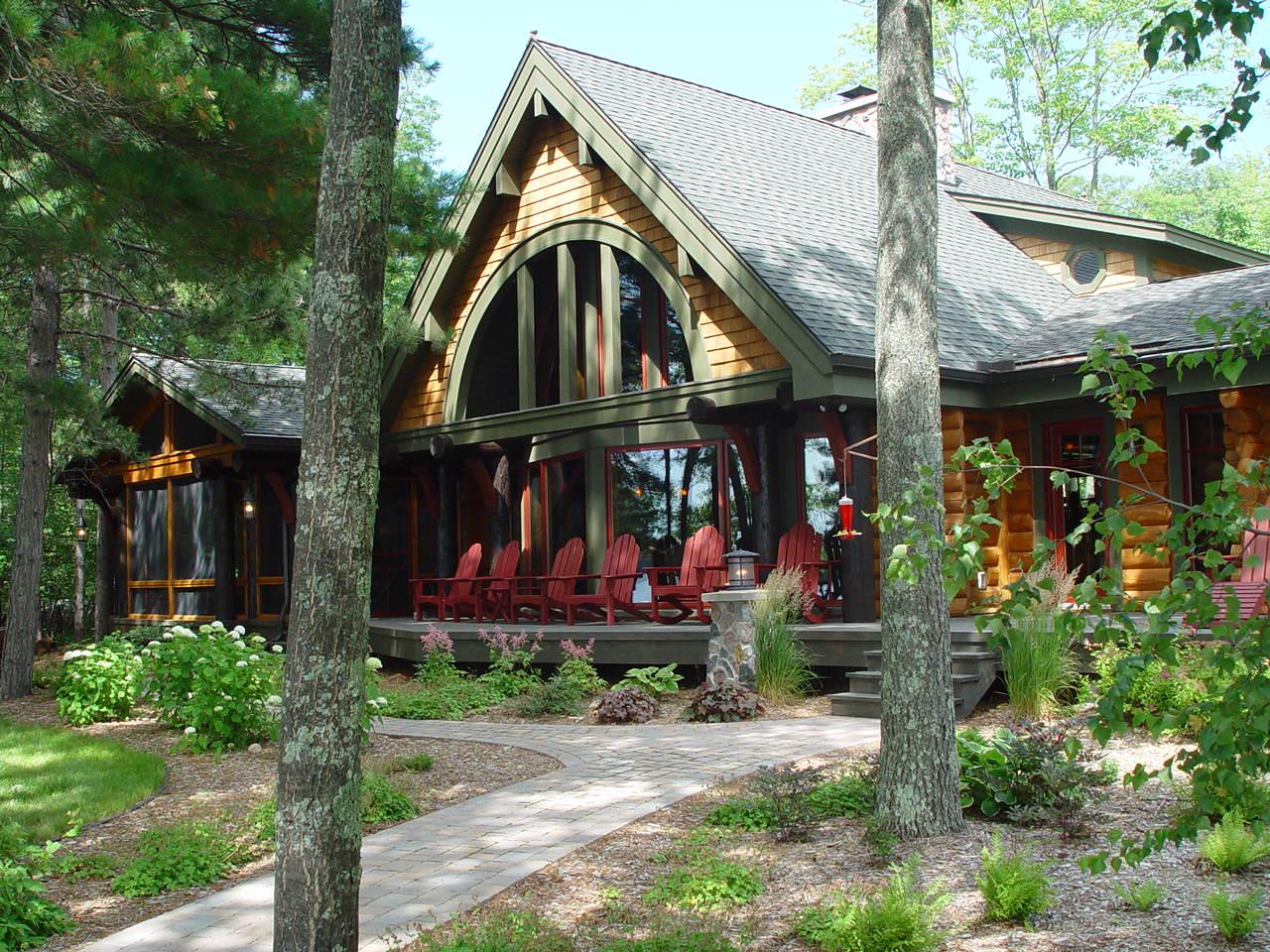 Hayward Lake Cabin