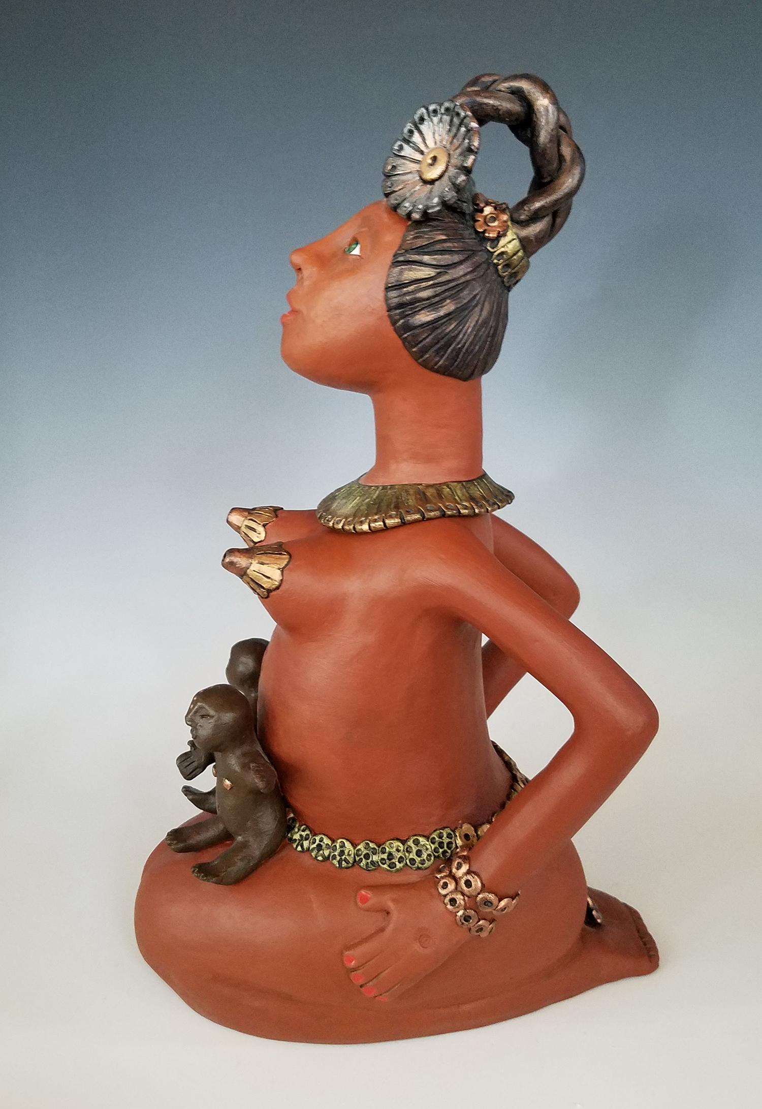 Nurturing Goddess