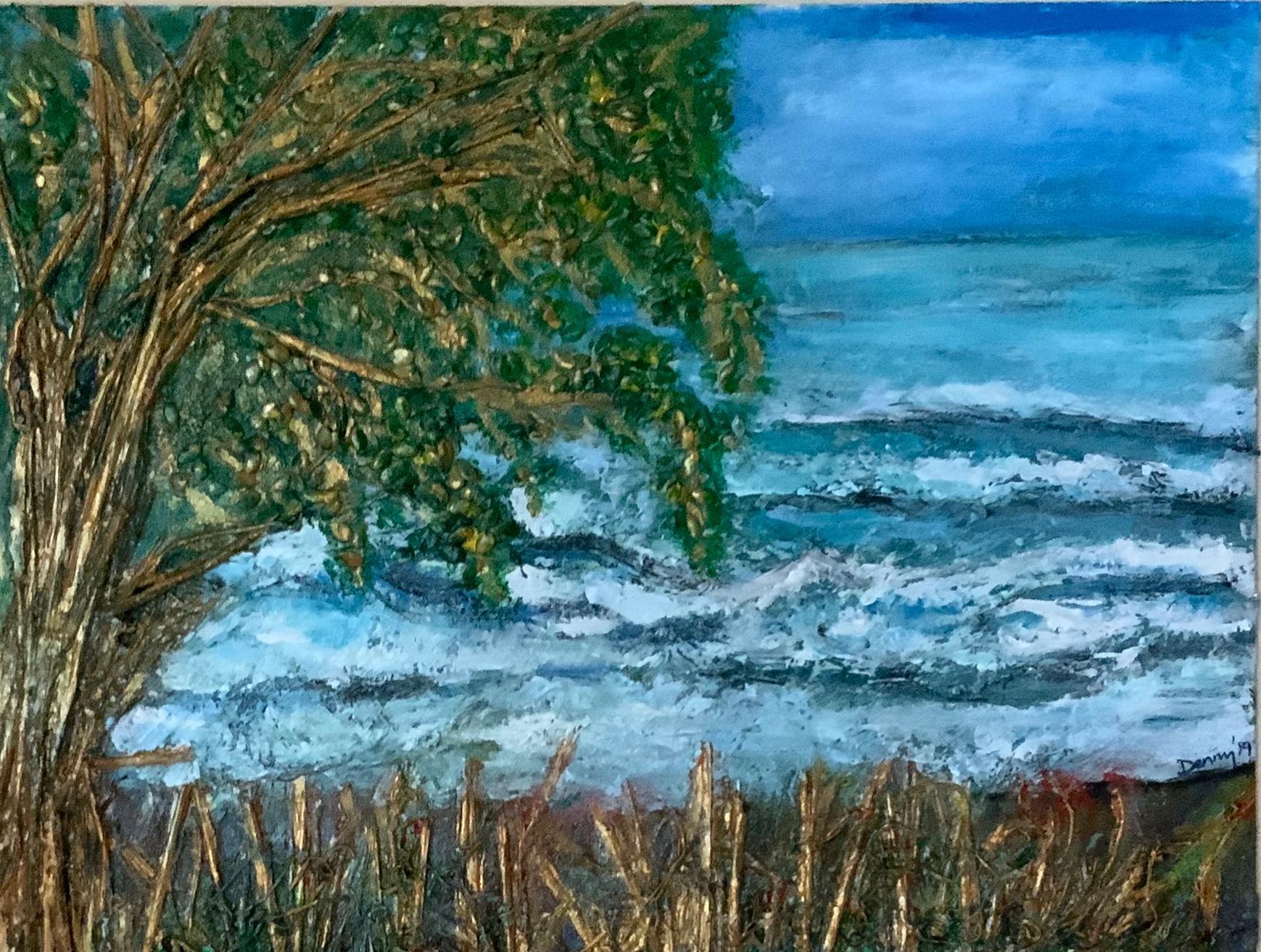 Print 10 - Seascape - Size: 147 x 111