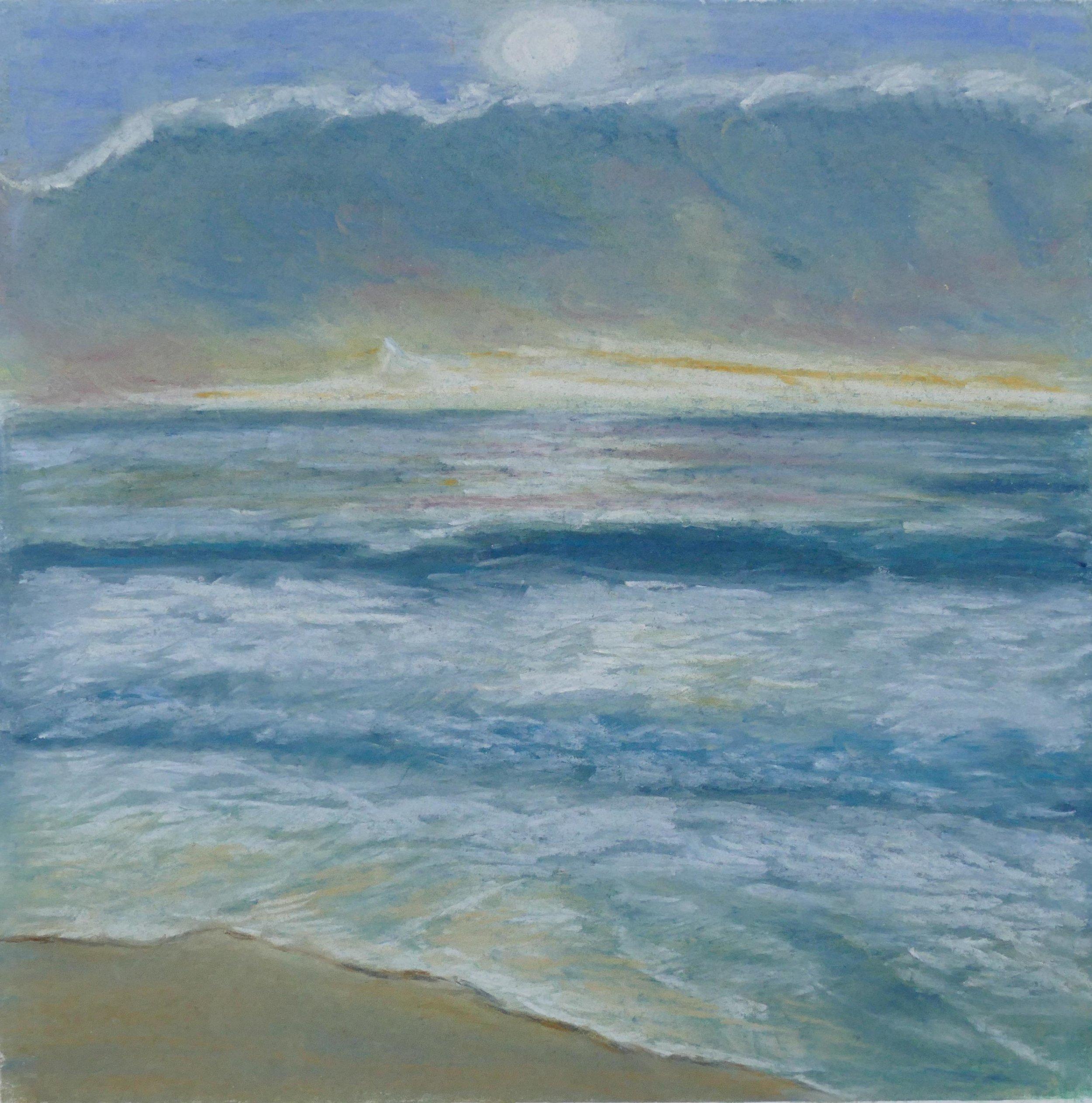 Print 19 - The Beach - Size: 269 x 268