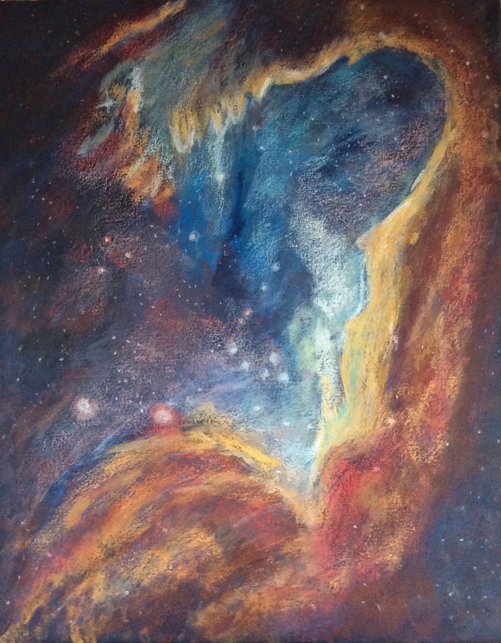 Print 20 - The Universe - Size: 130 x 167