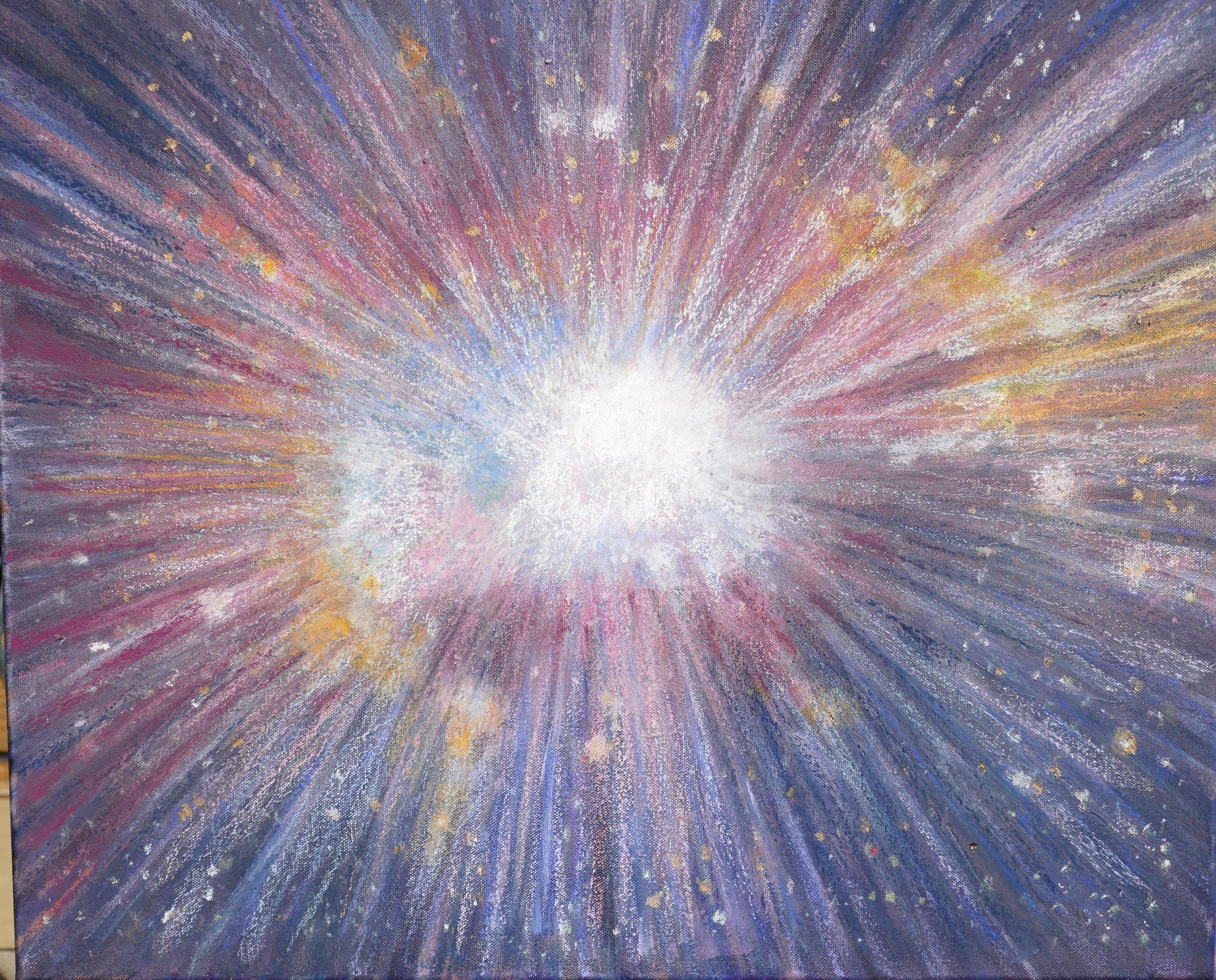 Print 21 - The Universe 2 - Size: 365 x 294