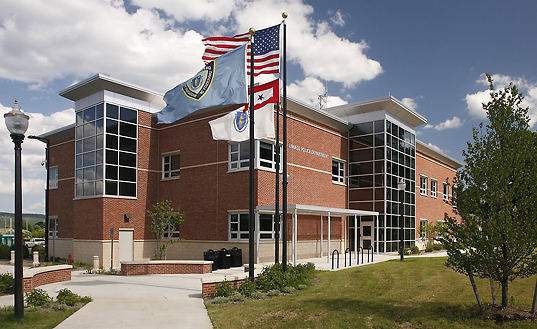 Copy of University of Massachusetts Amherst Police Station