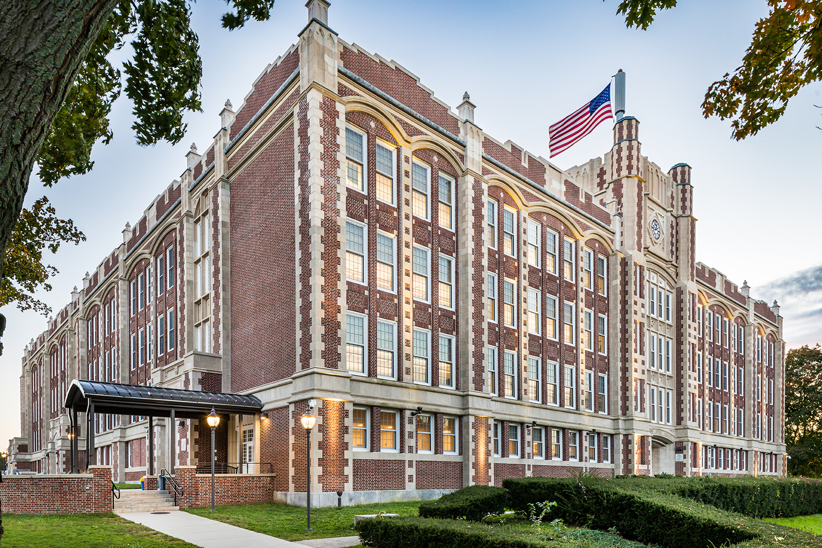 Copy of 1st Sgt Dupont Middle School