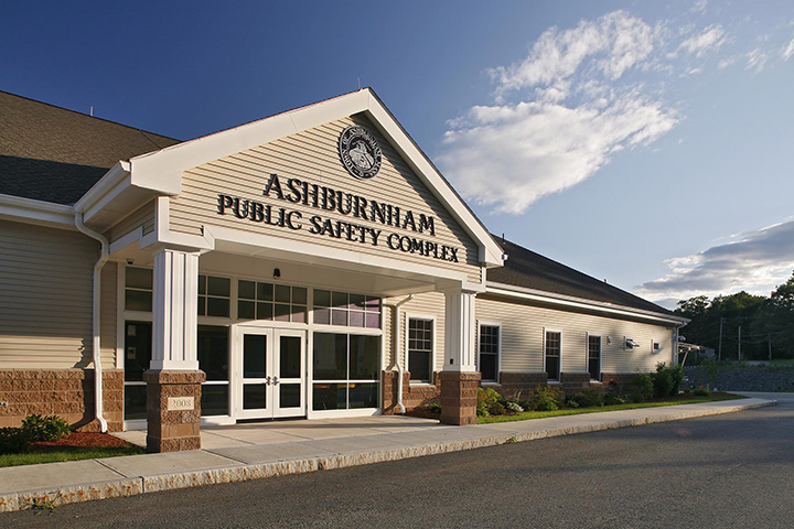 Copy of Ashburnham Public Safety Facility