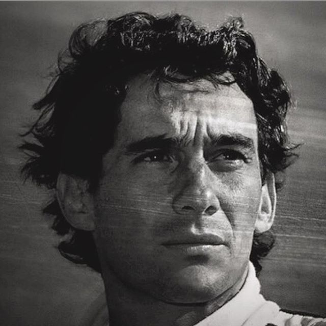 Today, 25 years ago 01-05-1994 Senna killed on Imola, the best F1 driver ever. He had a determination in his eyes and mind that was unbelievable. unbeatable in life - irreplaceable in death. He was my hero, still is and always will be. #Ayrton #ayrtonsenna #senna #sennasempre #f1 #sennaforever