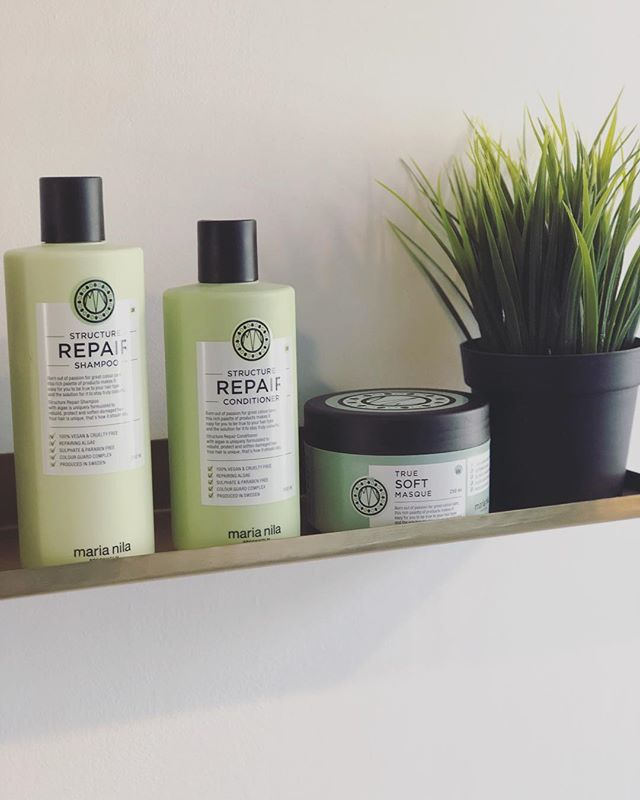 Our new Vegan Friendly Services are now available in salon! Gorgeous @marianilastockholm products combine professional salon quality with 100% Vegan Friendly Ingredients. Both Sulphate and Paraben free they are the perfect option for anyone looking to have fabulous hair with an environmentally conscious approach! Ideal for all hair types including colour enhanced clients • Our Vegan Menu will be developed over the next month or so but currently includes: Vegan Wash & Blow Dry - £20-£23 Vegan Cut & Blow Dry - £40 Vegan Conditioning Treatment & Blow Dry - £25 🌱 Call us to book today • 0151 538 2272•